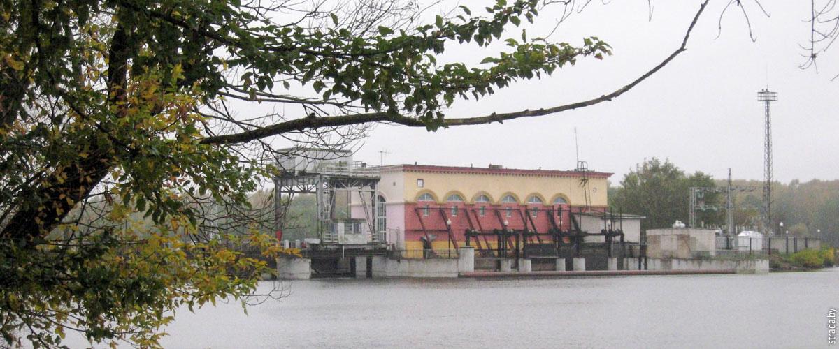 Осиповичская ГЭС