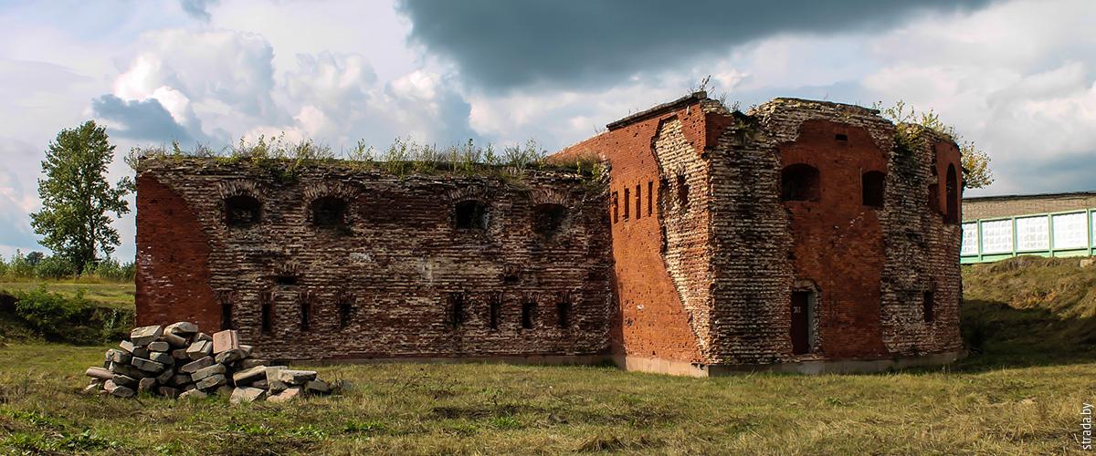 Бобруйская крепость. День1, часть2.