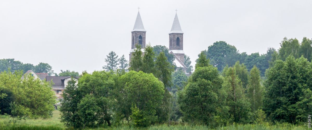 Костёл святого Иосифа в Рубежевичах