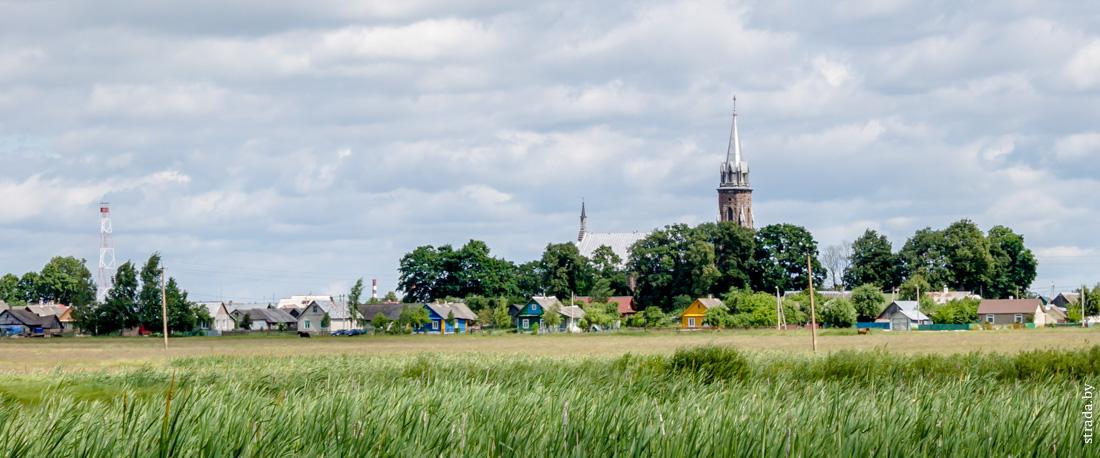 Костёл святого Казимира в Липнишках