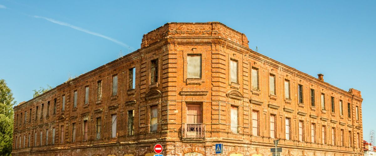 Бобруйск: «Порт-Артур», гостиница «Березина и Европейская»
