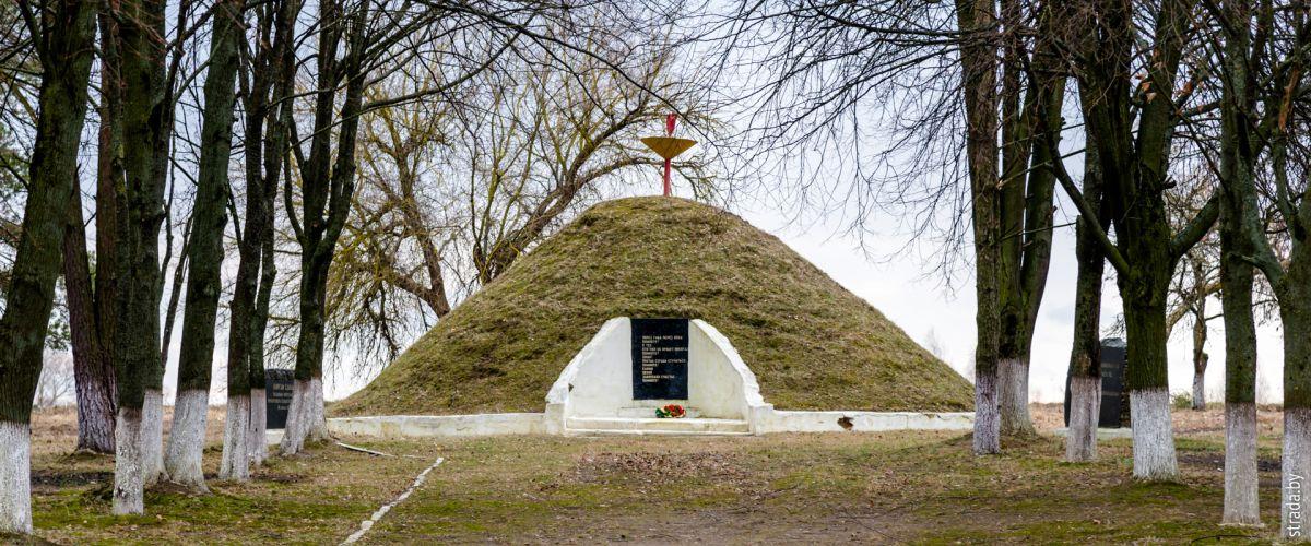 Курган Славы у деревни Отор