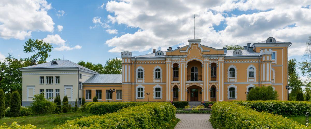 Прилуки: дворцово-парковый комплекс Чапских