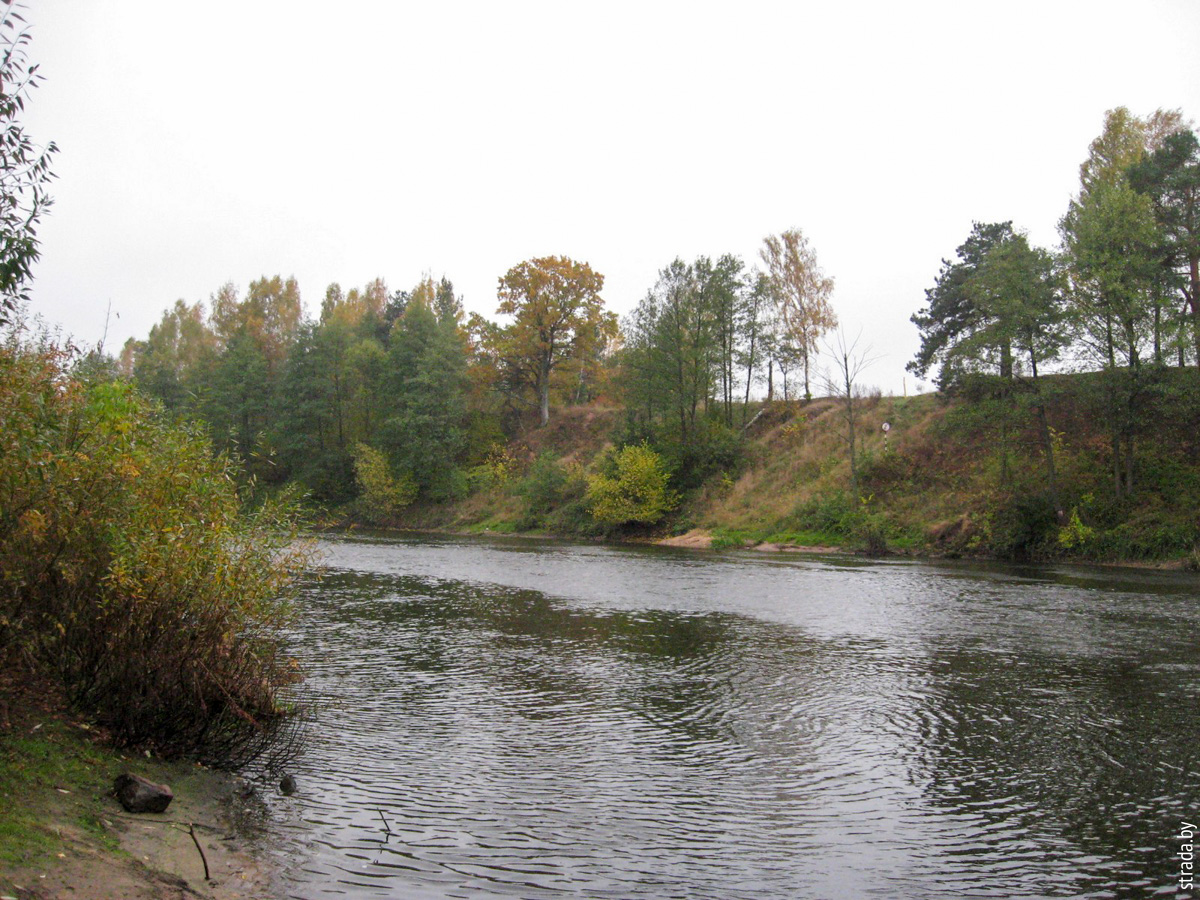 Осиповичская ГЭС, Вязье, Осиповичский район, Могилевская область