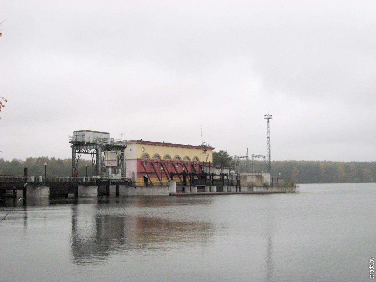 Осиповичская ГЭС, Вязье, Осиповичский район, Могилёвская область