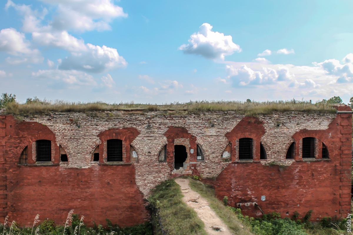 капонир обороны горжевого вала, Бобруйск, Бобруйский район, Могилёвская область