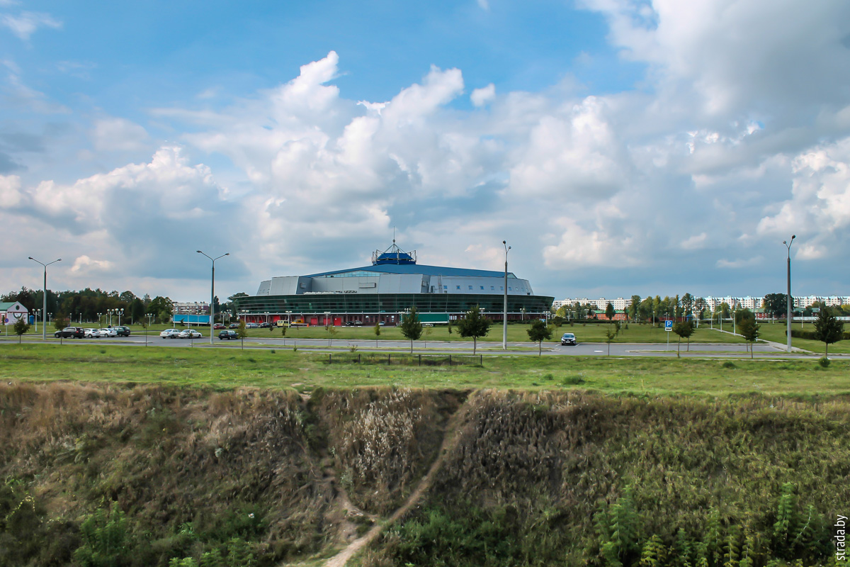 Бобруйск-Арена, Бобруйск, Бобруйский район, Могилёвская область