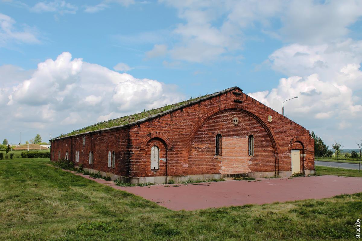 пороховой погреб, Бобруйск, Бобруйский район, Могилёвская область