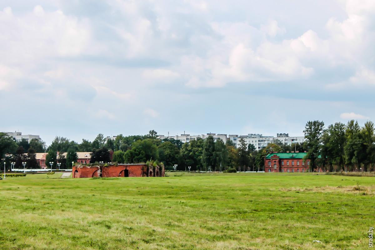 редюит входящего плацдарма между 1-м и 2-м бастионами, Бобруйск, Бобруйский район, Могилёвская область