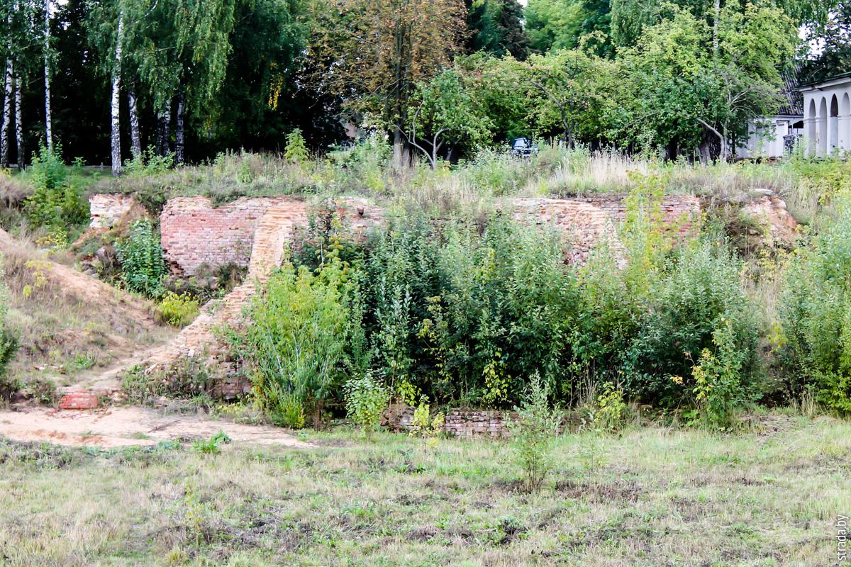 Бобруйская крепость: Минские ворота