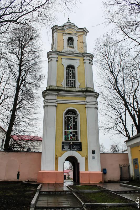 Брама-колокольня, Несвиж, Несвижский район, Минская область