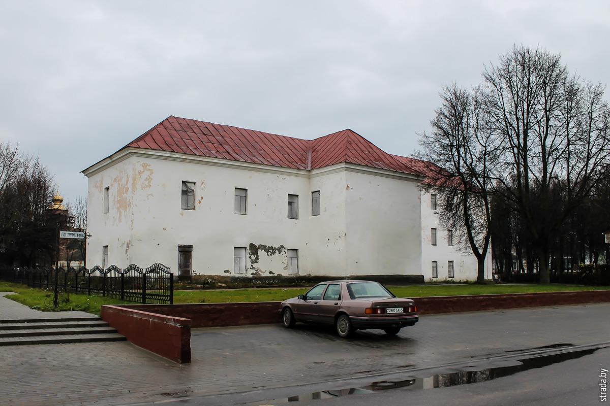Монастырь бернардинцев, Несвиж, Несвижский район, Минская область