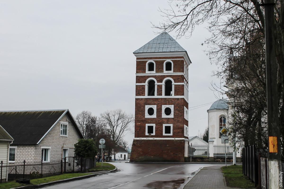 Замковая башня, Несвиж, Несвижский район, Минская область