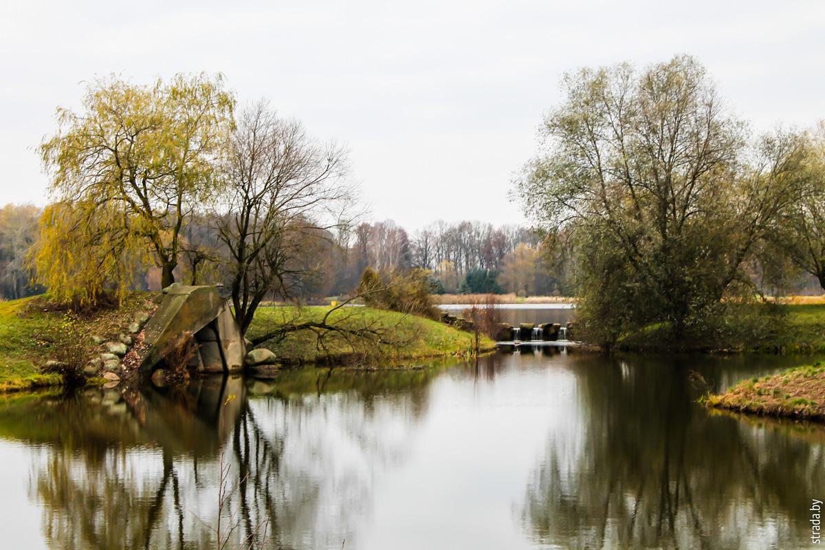 Марысин парк, Несвиж, Несвижский район, Минская область