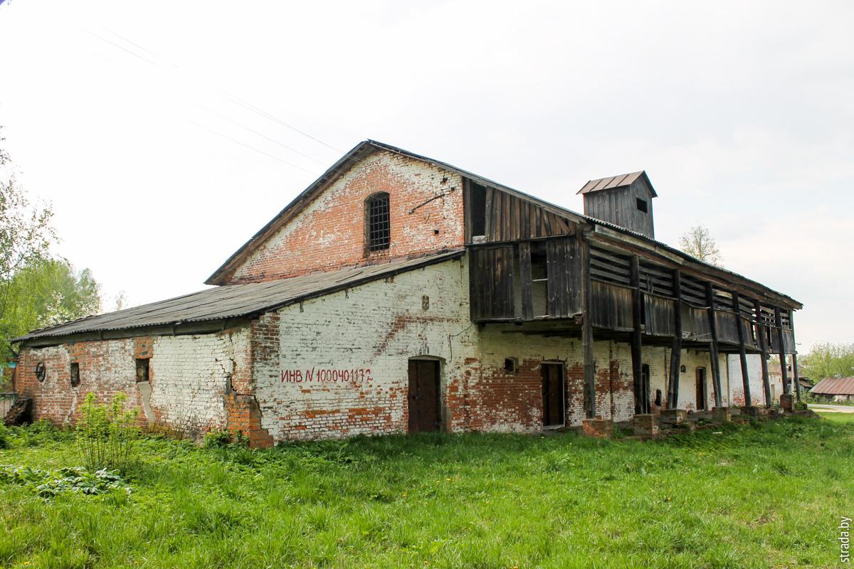 Усадьба Дориа-Дерналовичей, Корма, Кормянский район, Гомельская область