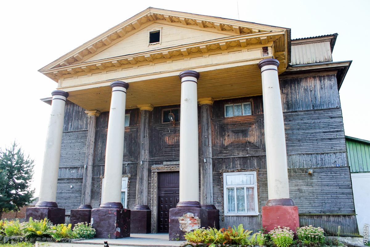 Костёл Крестовоздвиженский, Узда, Узденский район, Минская область
