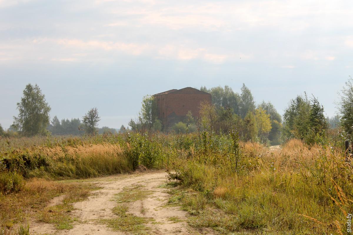 Паровая мельница, Погост-2, Солигорский район, Минская область