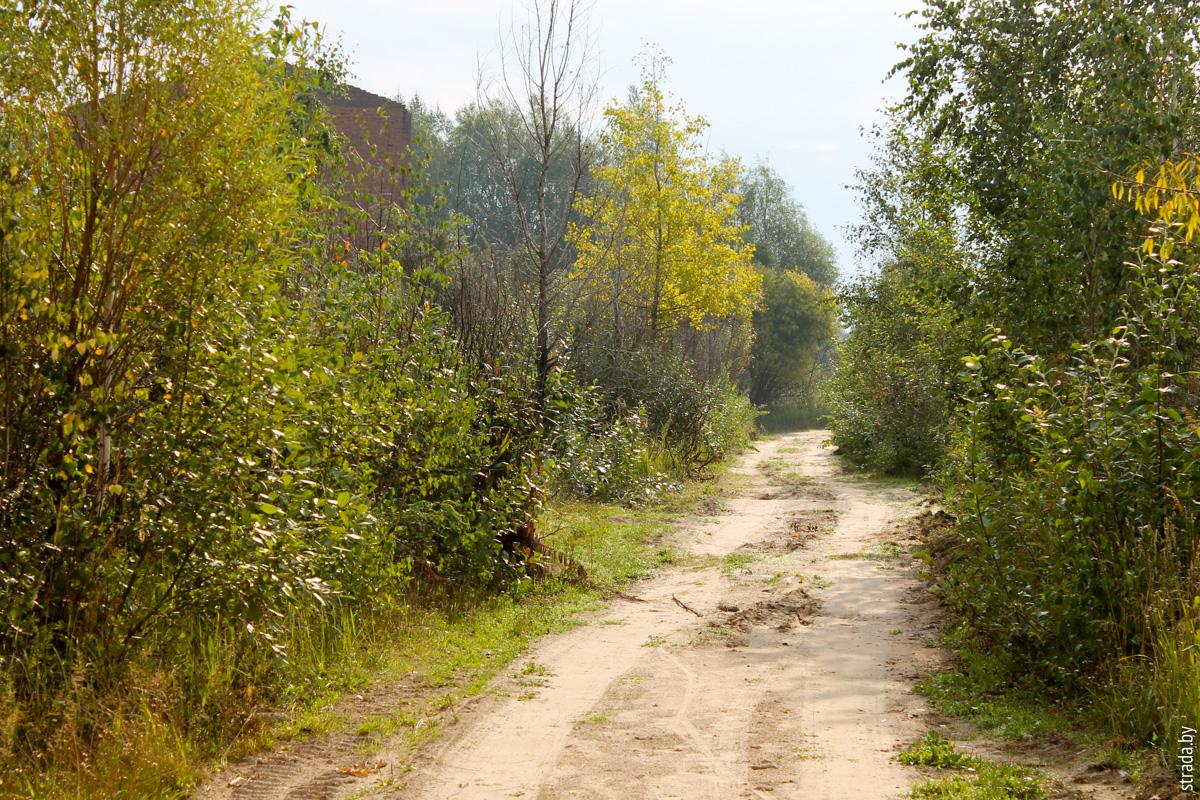 Паровая мельница, Погост, Солигорский район, Минская область