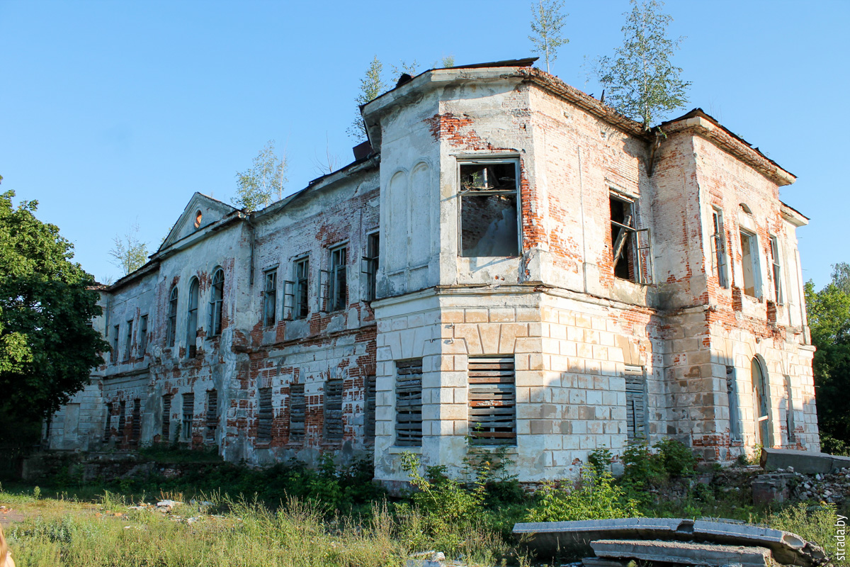 Усадьба Горваттов, Наровля, Наровлянский район, Гомельская область
