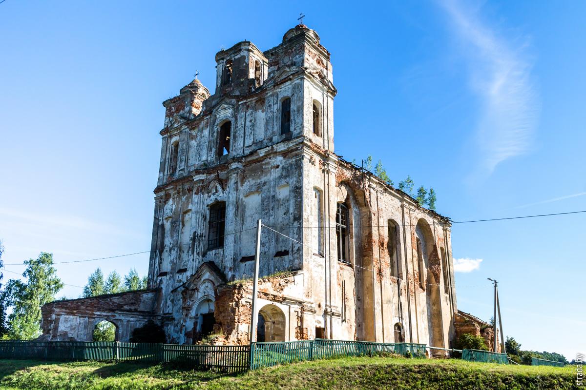 Костёл св. Антония, Княжицы, Могилёвский район, Могилевская область