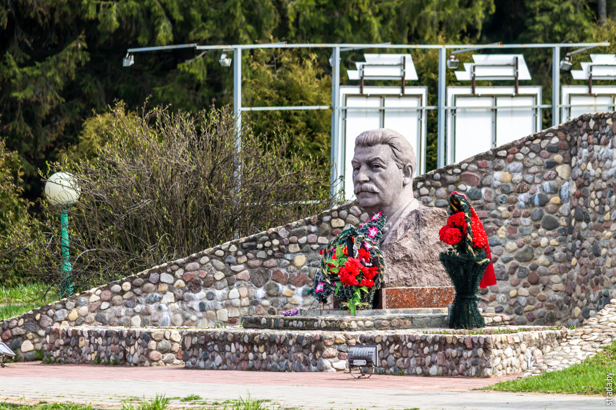Историко-культурный комплекс Линия Сталина, Лошаны, Минский район, Минская область