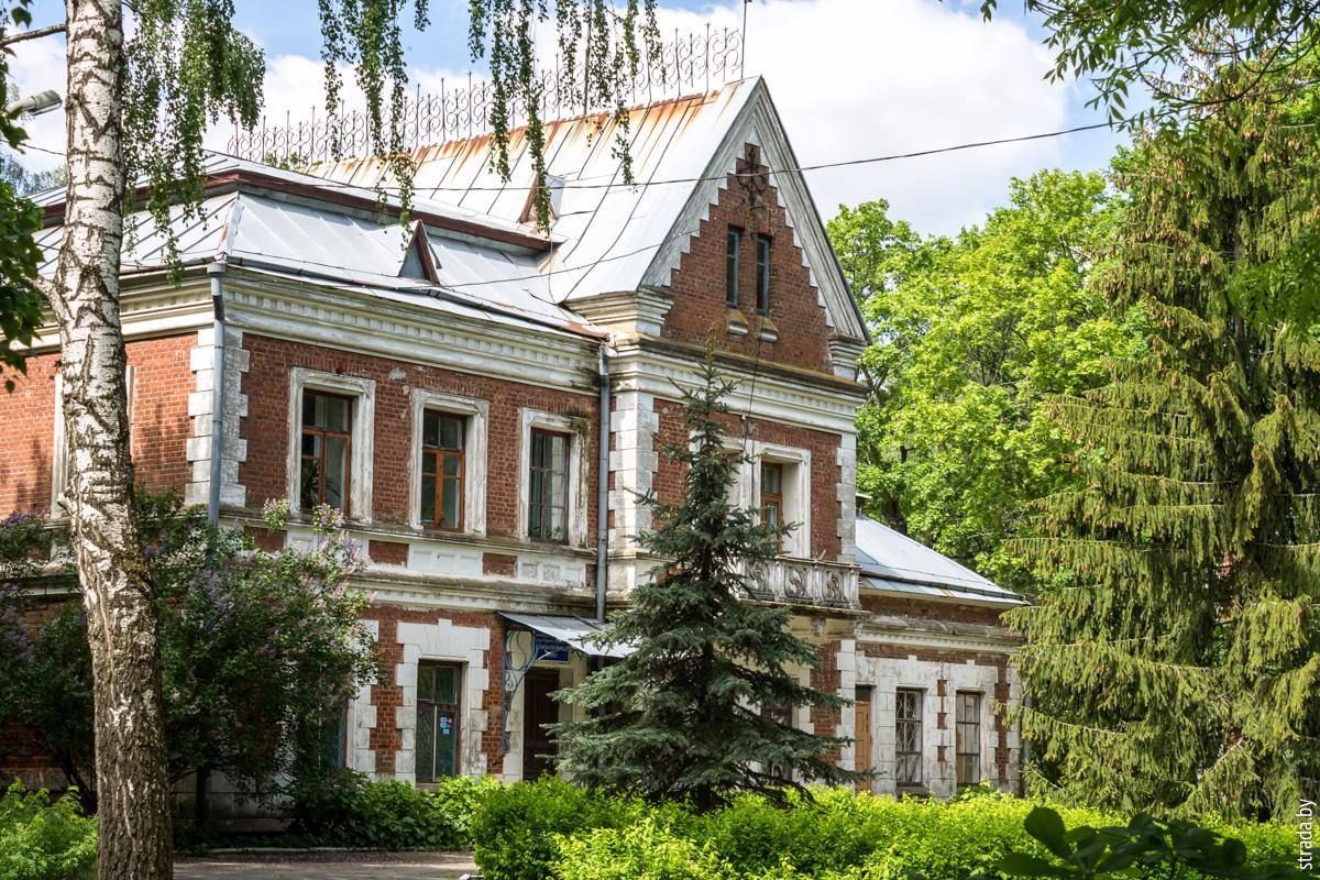 Усадьба Гатовского (Козел-Поклевских), Славгородский район, Могилёвская область