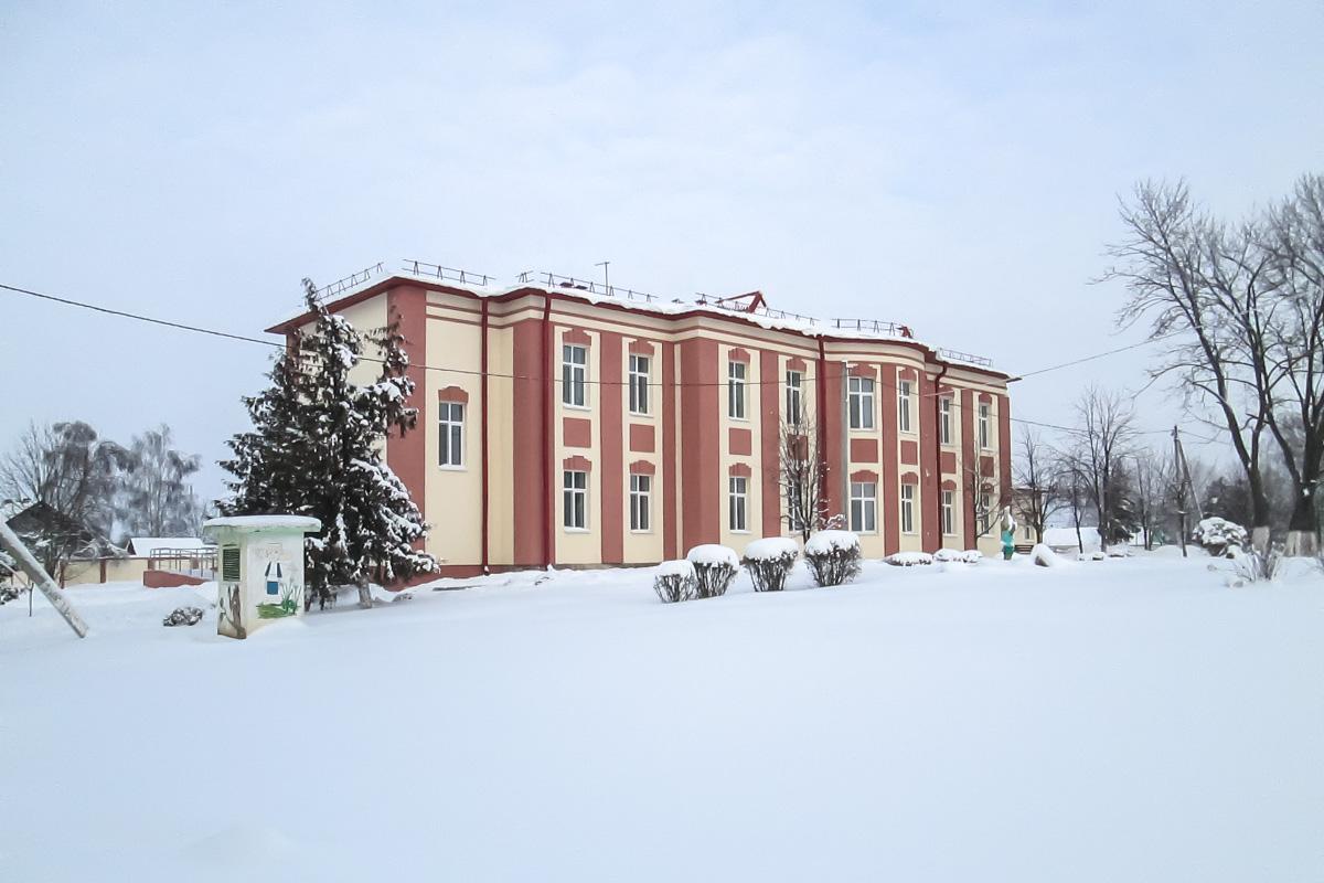 Марьина Горка, Пуховичский район, Минская область