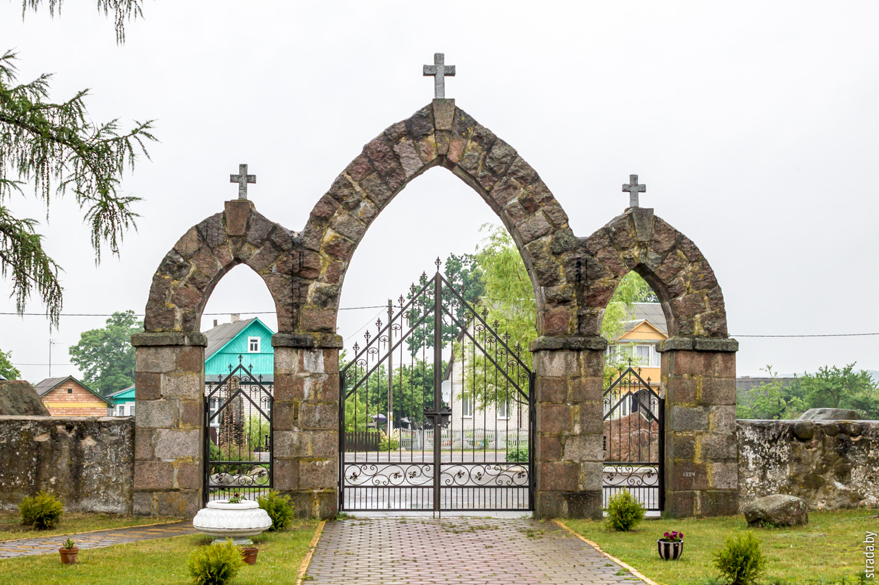 Костёл, Рубежевичи, Столбцовский район, Минская область