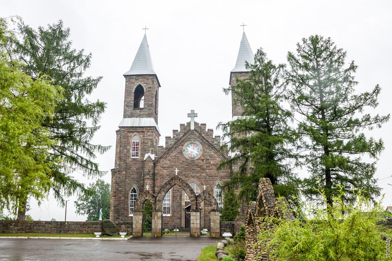 Костёл святого Иосифа, Рубежевичи, Столбцовский район, Минская область
