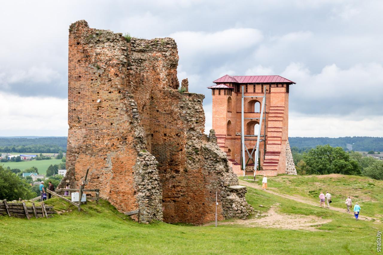 Новогрудский замок, Новогрудок, Новогрудский район, Гродненская область