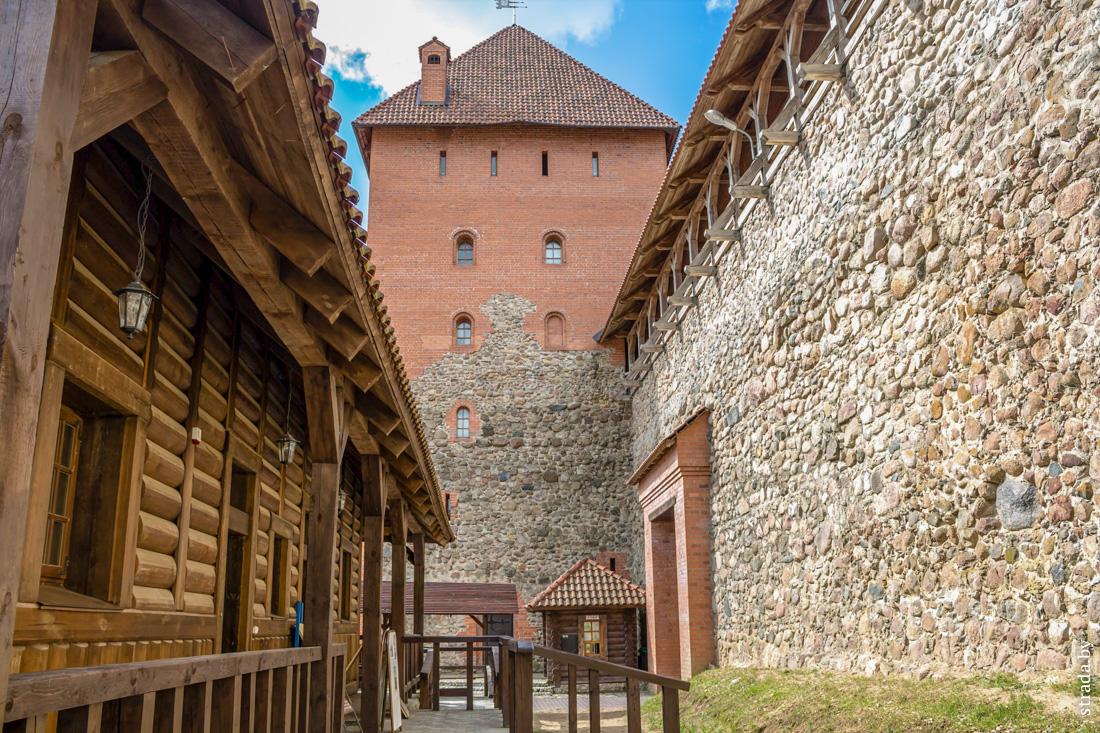 Лидский замок, Лида, Лидский район, Гродненская область