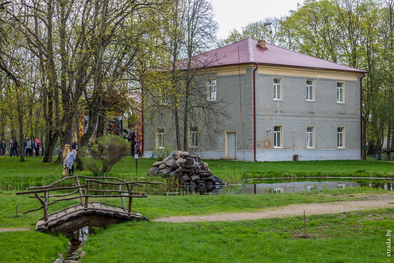 Усадебный флигель, Дукора, Пуховичский район, Минская область
