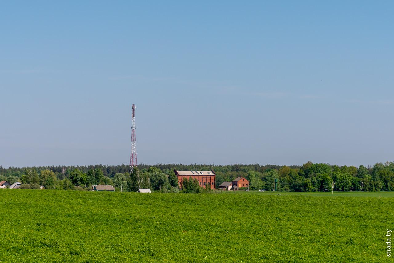 Телуша, Бобруйский район, Могилевская область