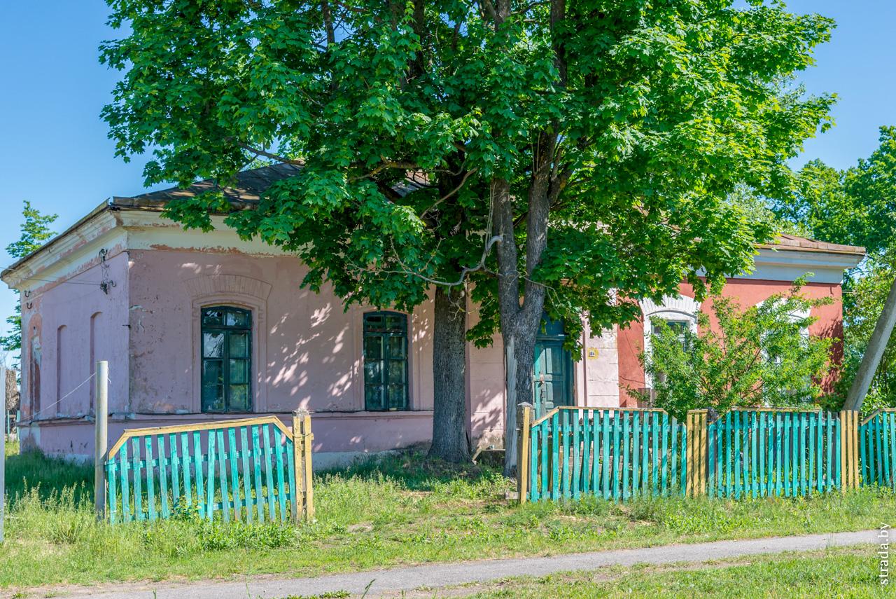 Почтовая станция, Богушовка, Бобруйский район, Могилевская область
