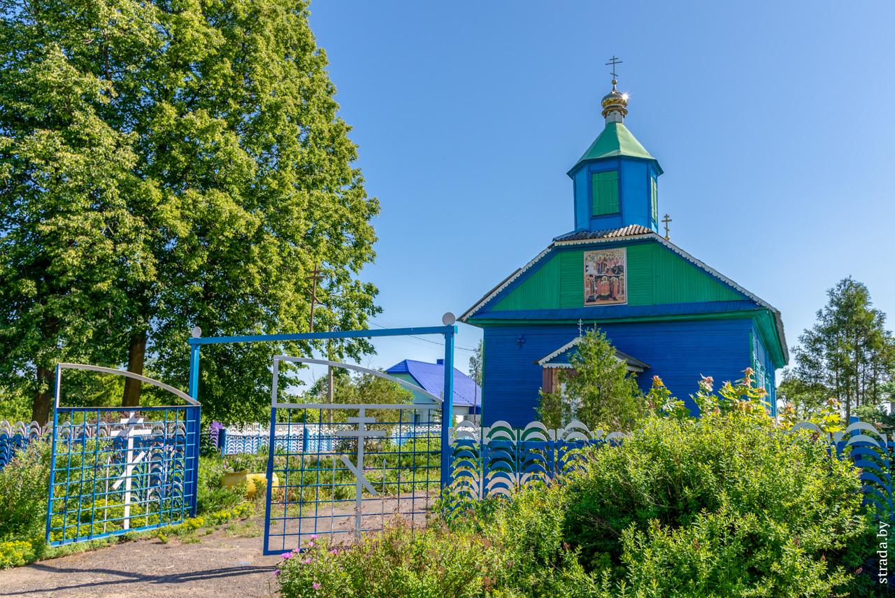 Старообрядческая Покровская церковь, Богушовка, Бобруйский район, Могилевская область