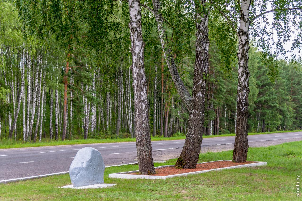Курган Славы, Судовица, Светлогорский район, Гомельская область