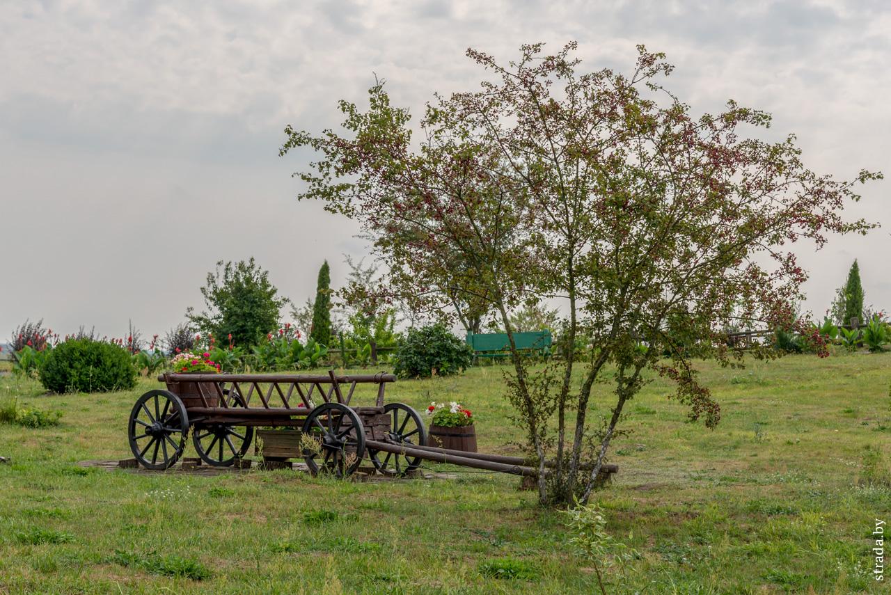 Музей-усадьба Тадеуша Костюшко, Коссово, Ивацевичский район, Брестская область