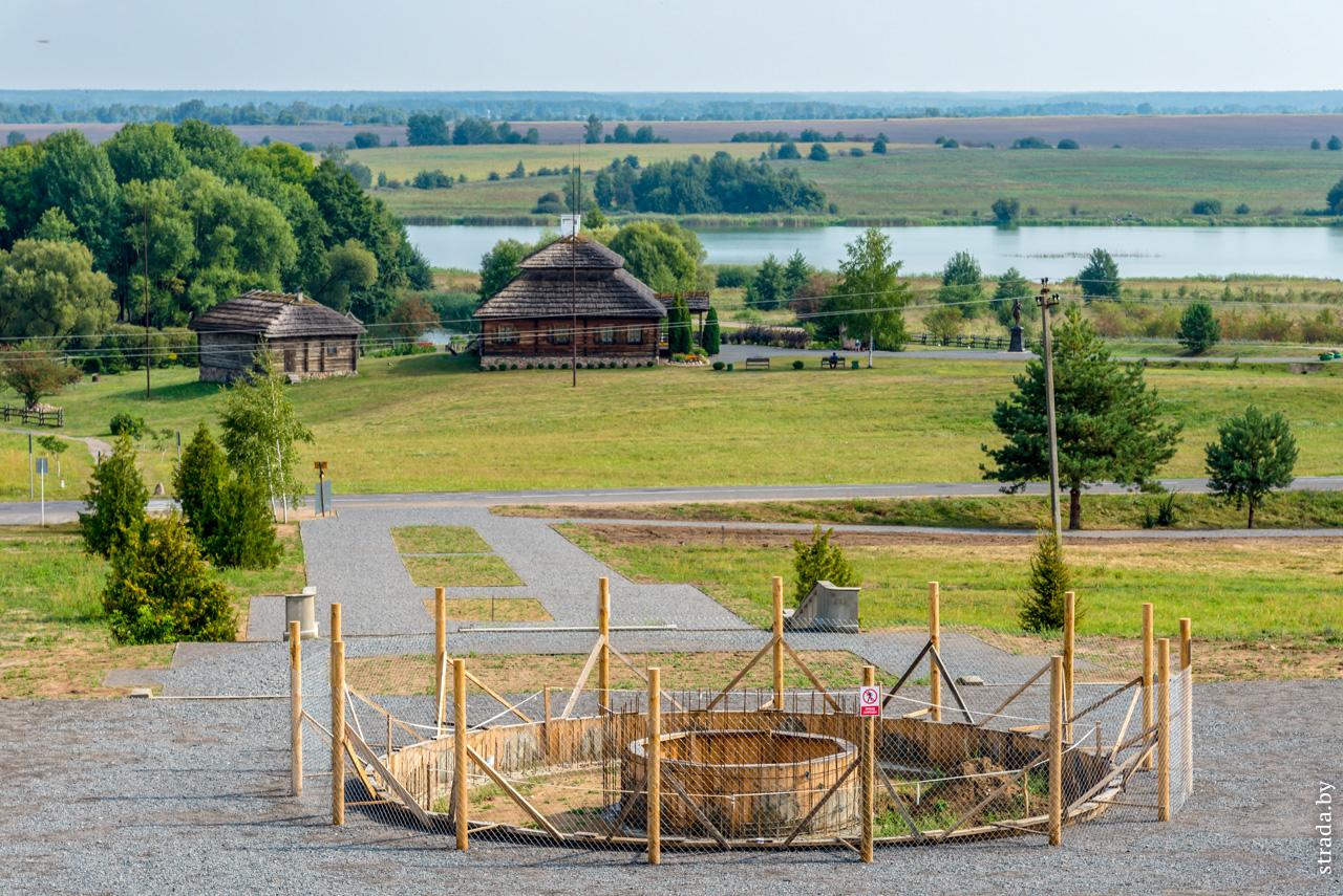 Дворец Пусловских, Коссово, Ивацевичский район, Брестская область