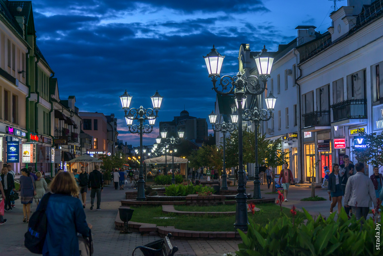 Брестский фонарщик, Брест, Брестский район, Брестская область