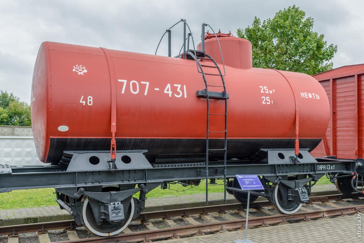 Музей железнодорожной техники, Брест, Брестский район, Брестская область