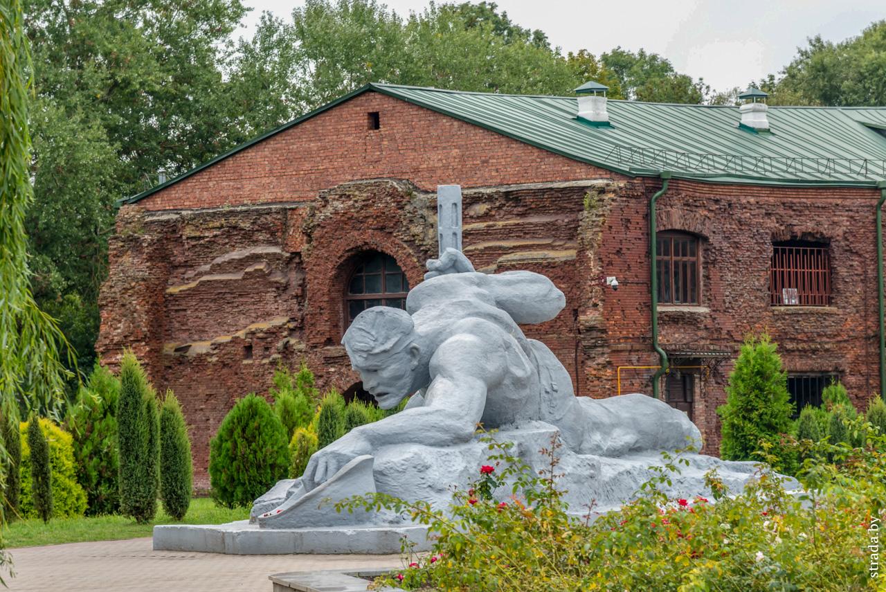 Скульптурная композиция «Жажда», Брест, Брестский район, Брестская область
