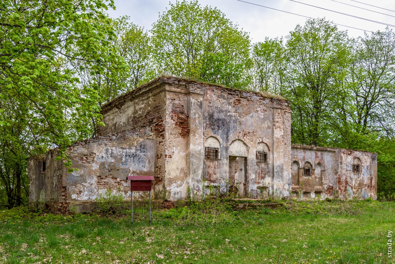 Свержень, Рогачёвский район, Гомельская область