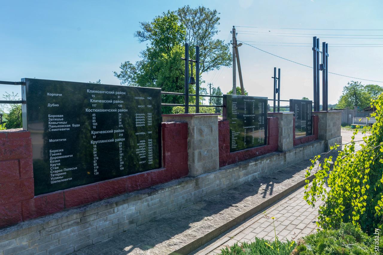 Борки, Кировский район, Могилёвская область