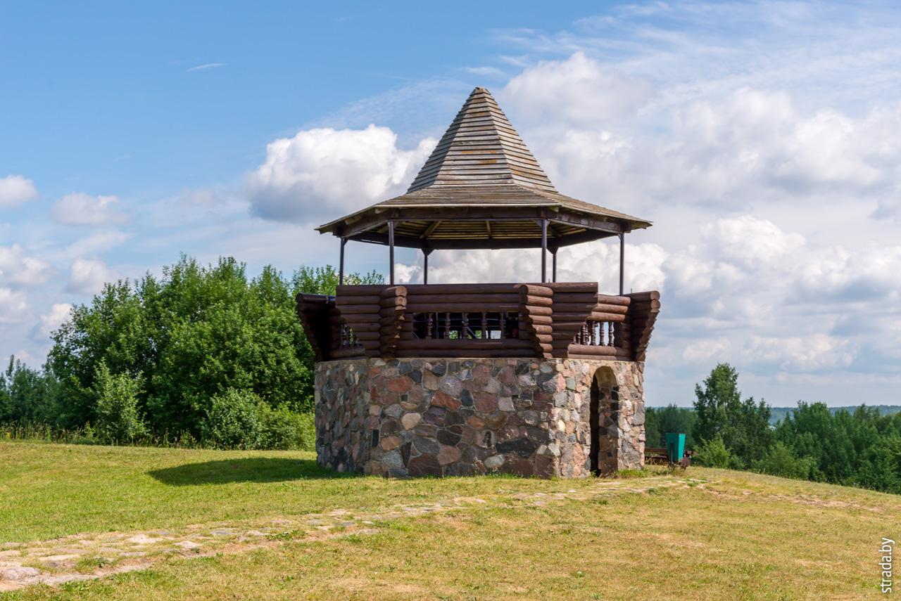 Гора «Маяк», Кезики, Браславский район, Витебская область