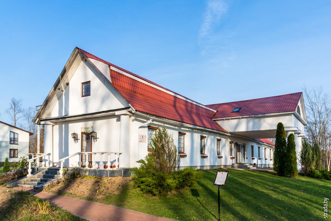 Усадьба Ленских, Сула, Столбцовский район, Минская область