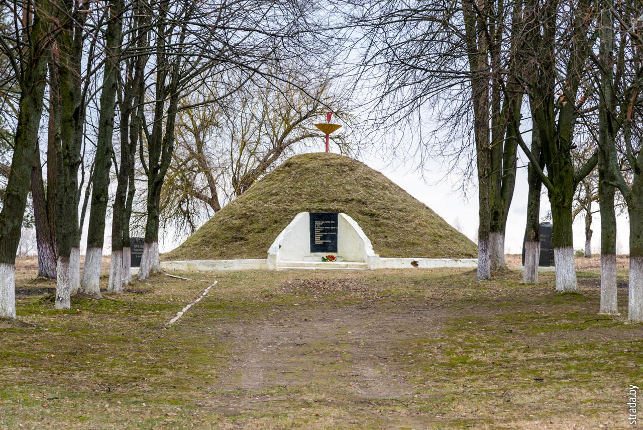 Курган Славы, Отор, Чечерский район, Гомельская область