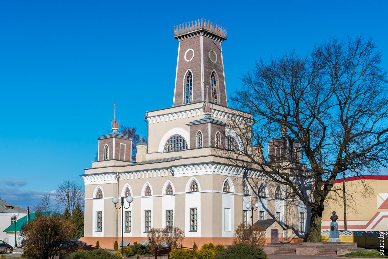 Чечерск, Чечерский район, Гомельская область