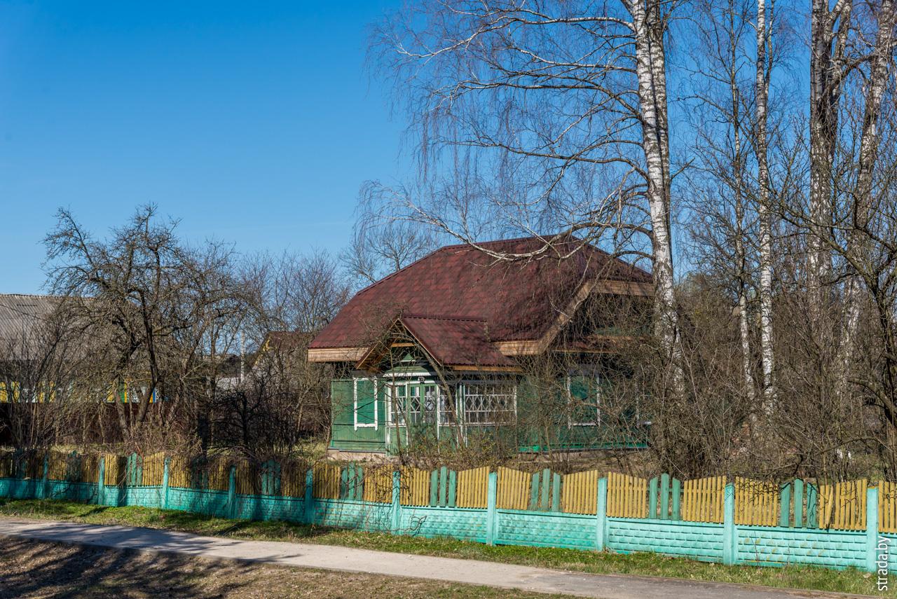 Глуша, Бобруйский район, Могилевская область