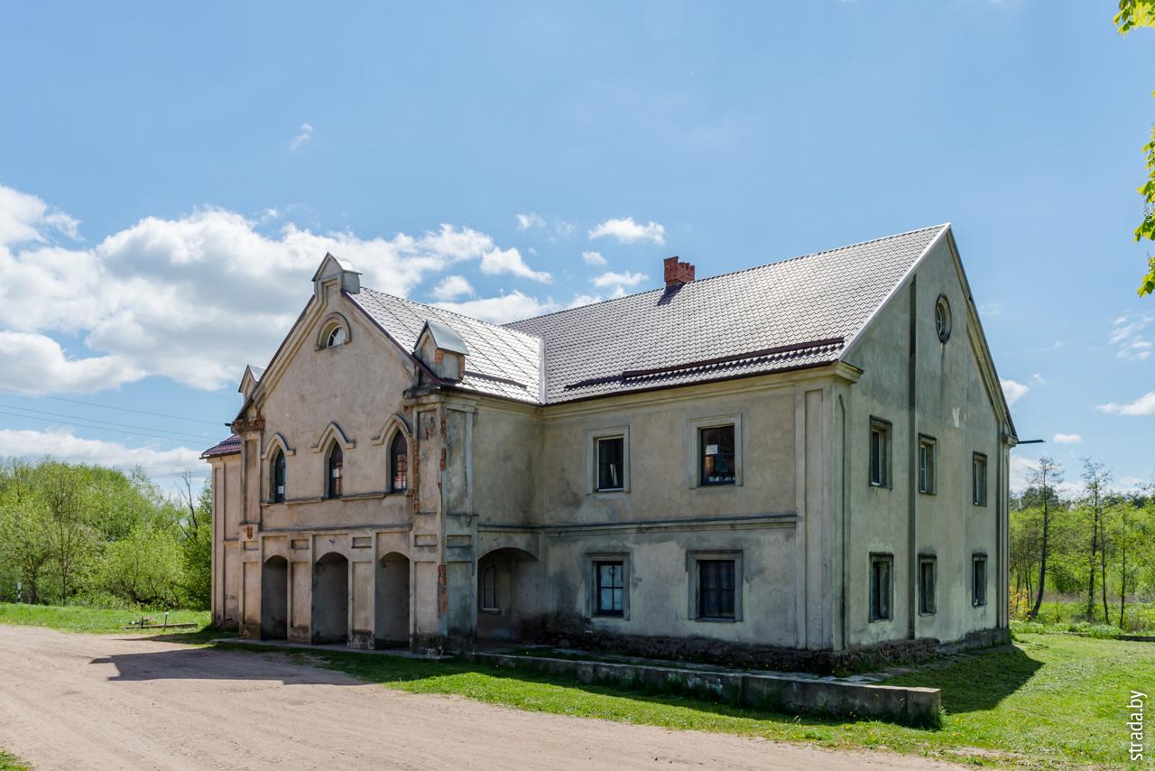 Усадьба Чапских, Прилуки, Минский район, Минская область