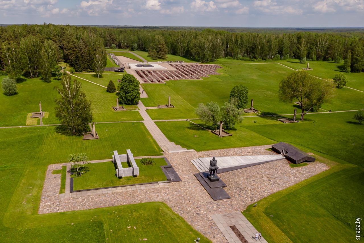 Мемориальный комплекс «Хатынь», Хатынь, Логойский район, Минская область